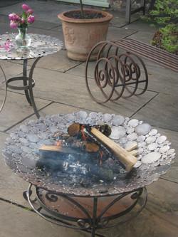 Mummy Fire Dish