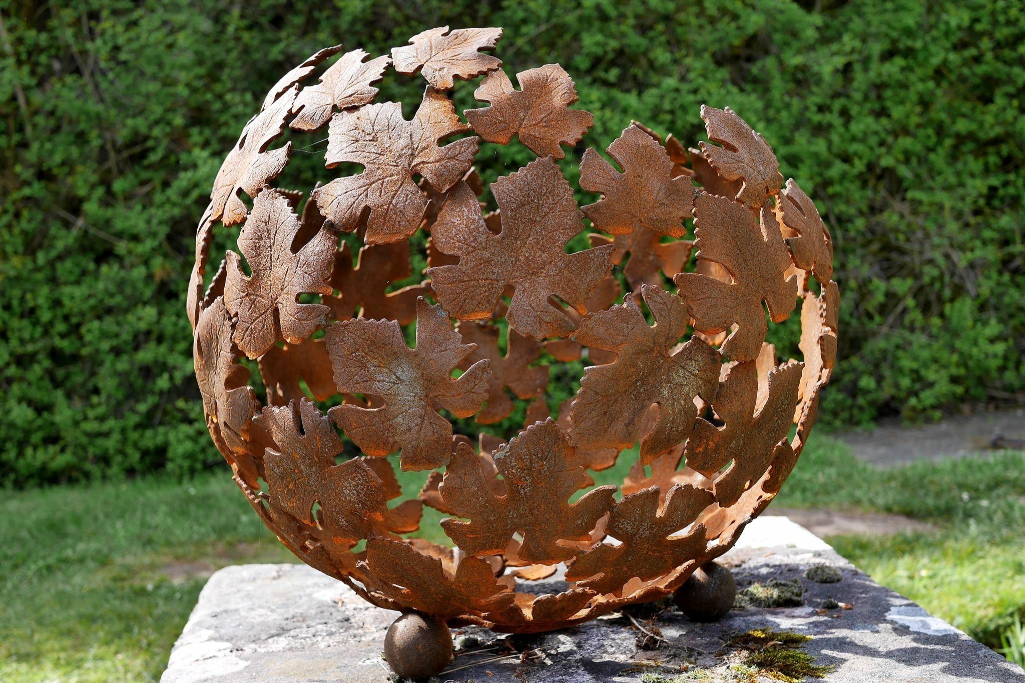 Large Leaf Bowl
