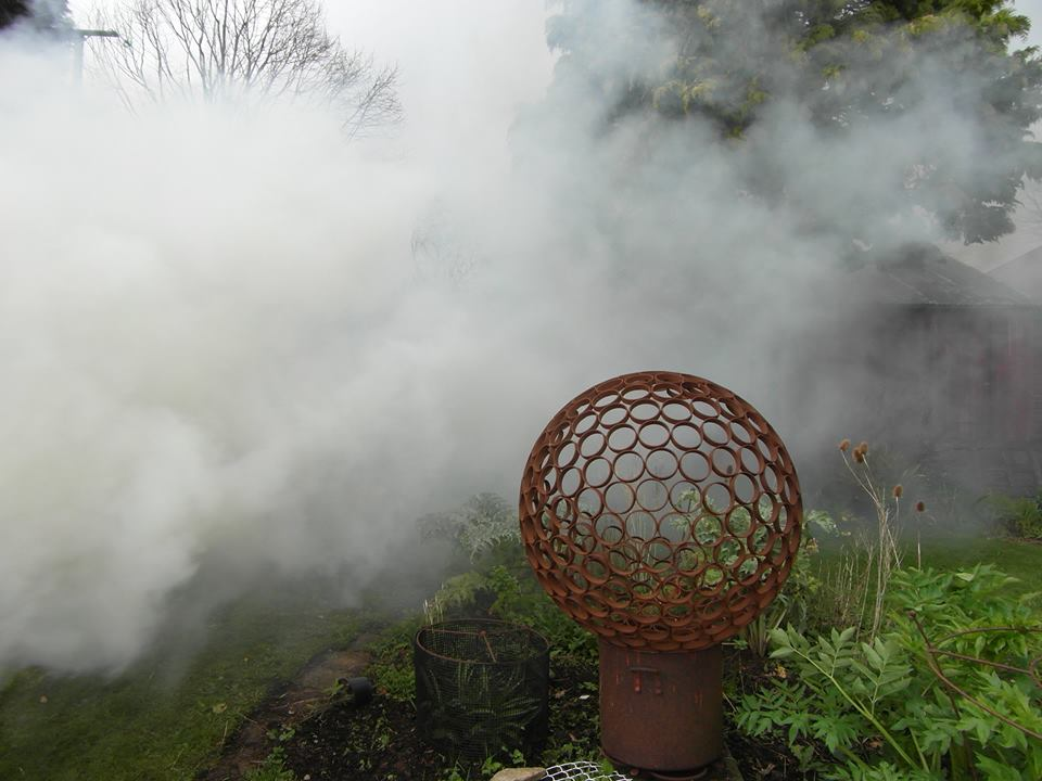 Ferrous Semi Sphere