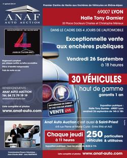 Anaf Auto Auction