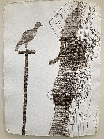 2019_mythologische-zeichnung_rohrfeder-a