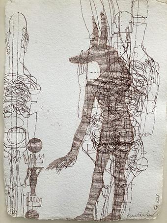 2018_mythologische-zeichnung_rohrfeder-a