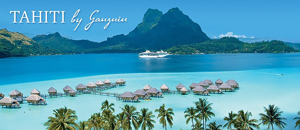 Tahiti by Gauguin