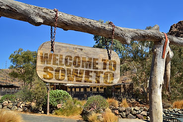 old vintage wood signboard with text _ w