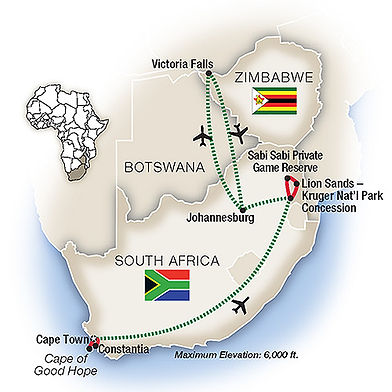 South Africa - An Elegant Adventure by T