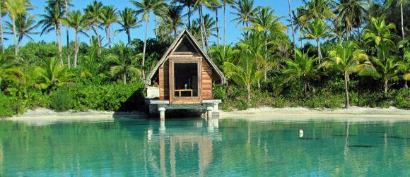 Bora Bora Wedding Chapel