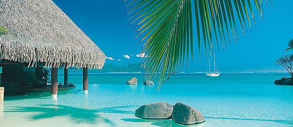 InterContinental Tahiti Resort Lotus Pool