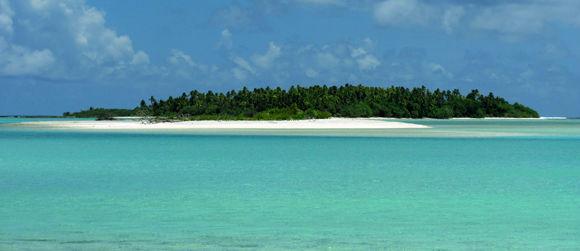 One Foot Island, Aitutaki, Cook Islands