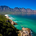 Gordons Bay near Cape Town South Africa