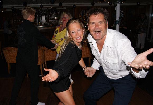 Kim & Scott Leeming Dancing