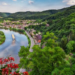 Cochem a town on the Moselle river.jpg