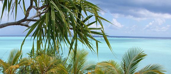 Private Motu in Bora Bora