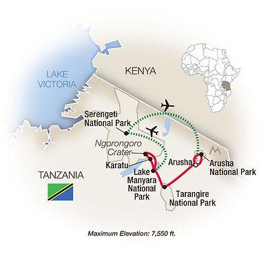 Tauck - Tanzania - A Grand Family Safari