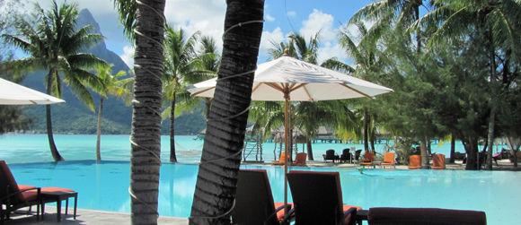 InterContinental Bora Bora Resort & Thalasso Spa Pool