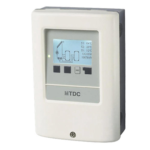 THERMOSTAT DIFFERENTIAL CONTROLLER (TDC) - SOREL - WITH 2 SENSORS
