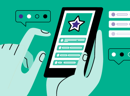 A Review of Mobile Apps for Clients