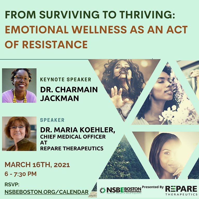 From Surviving to Thriving: Emotional Wellness as An Act of Resistance
