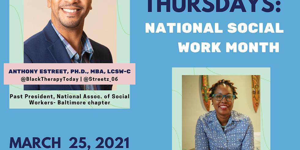 Thriving Thursdays: Social Work Month Edition