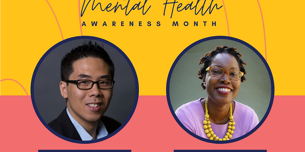 Thriving Thursdays: Mental Health Awareness + AAPI Heritage Month