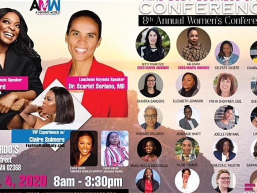 [PAST EVENT] January 4, 2020 | A Maven's World Women's Conference | All About Wellness