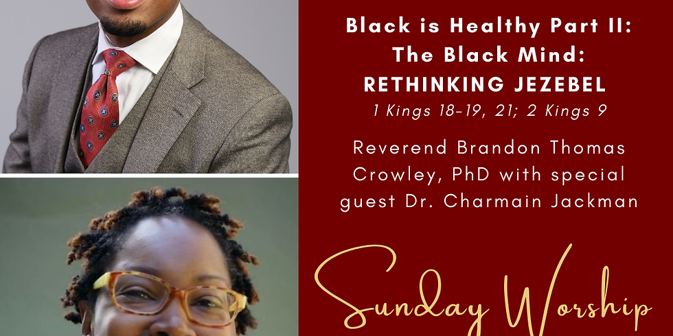 Black is Healthy, Part II: The Black Mind