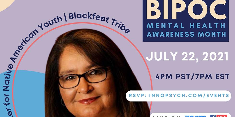 Thriving Thursdays:  BIPOC Mental Health Awareness Month