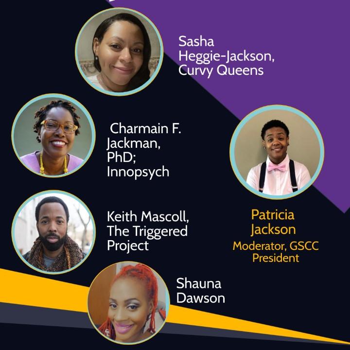 NEU Graduate Students of Color Collective Presents: BIPOC Minds Matter