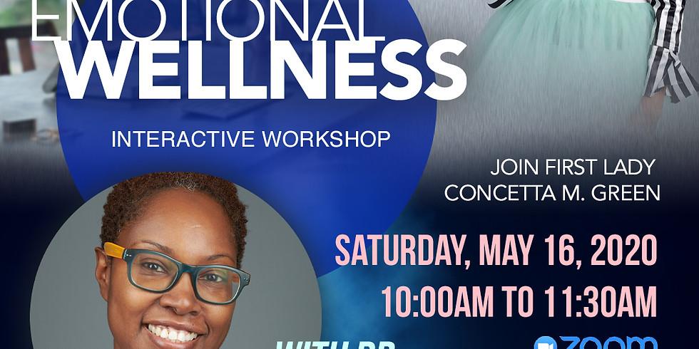 Emotional Wellness, Interactive Workshop