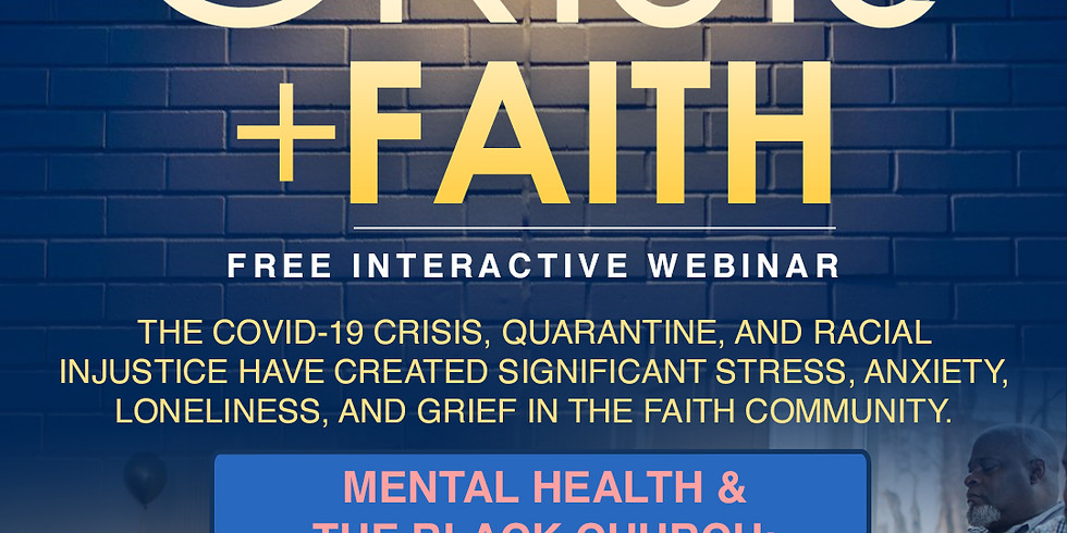 Mental Health + The Black Church: Engaging Church Leaders in the Dialogue