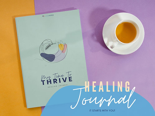 My Time To Thrive Journal (preorder)