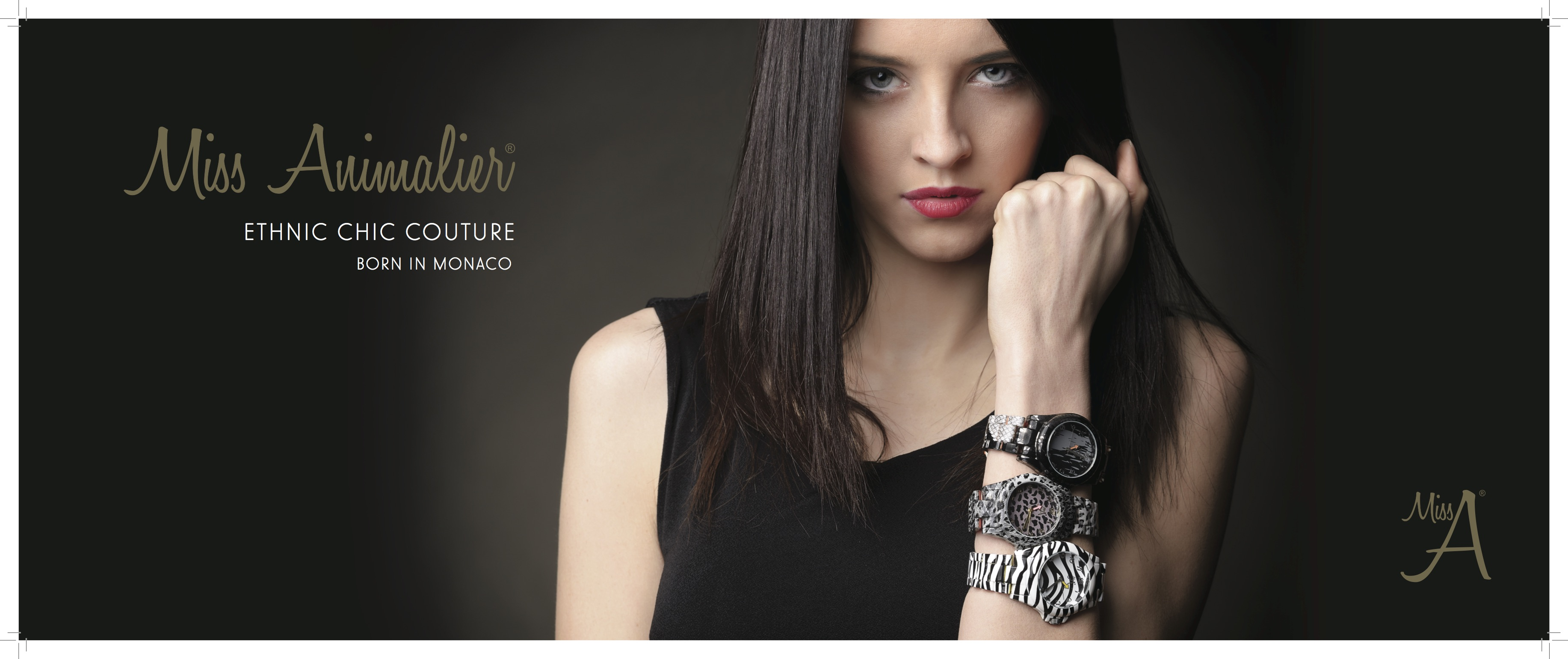 Miss Animalier Watch