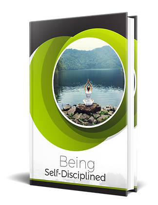 Being Self-Disciplined