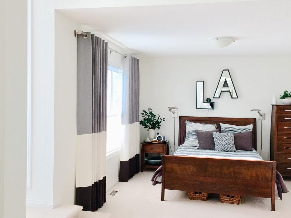 Gorgeous Linen Drapes, Room Service Interiors, A Boutique Design Studio