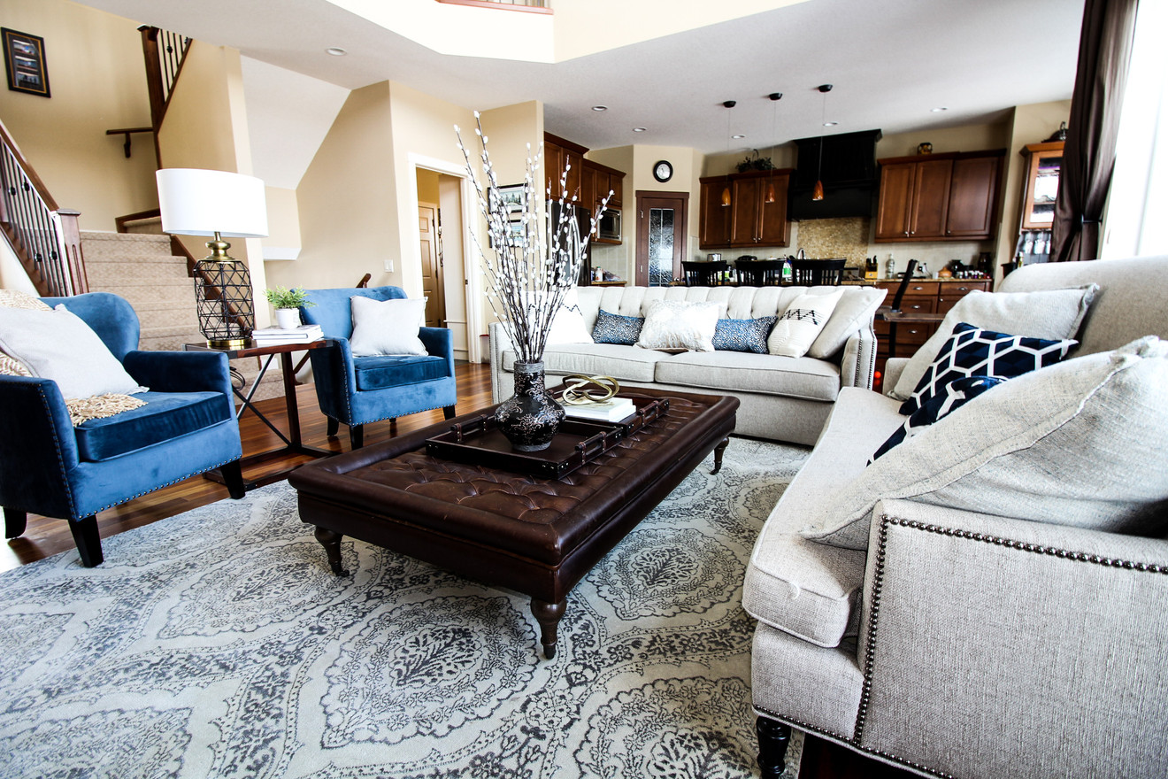 Luxurious but Family Friendly Transition, Room Service Interiors, A Boutique Design Studio