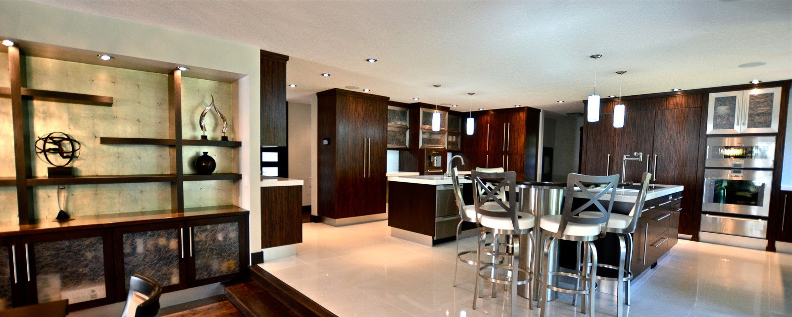 Clean and Sleek Renovation, Room Service Interiors, A Boutique Design Studio