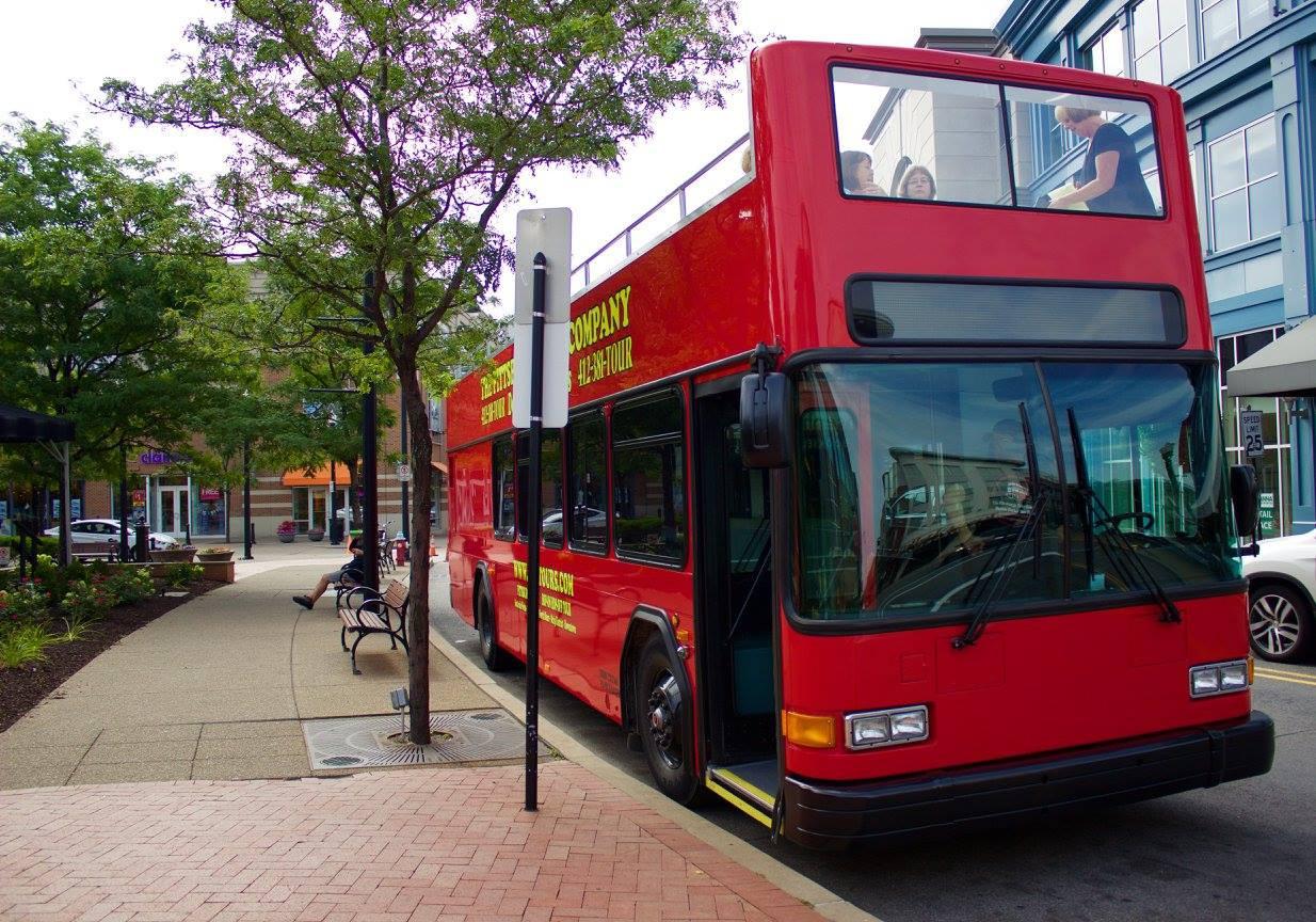 Big Red Bus!