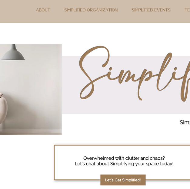 SimplifiedByCharlotte.com