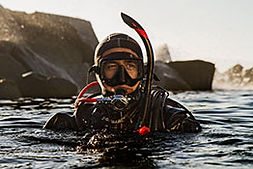 IDC Curso Instructores PADI con un Course Director PADI