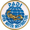 Curso Formación Instructores PADI con Aquarius Diving Club