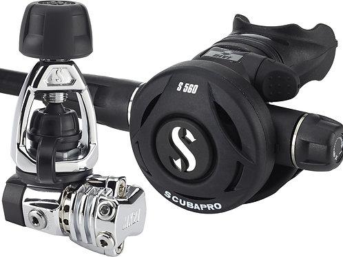 SCUBAPRO TR 12974000 REGULADOR MK21 S560