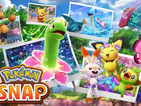 Pokémon GO and New Pokémon Snap Collaboration Announced!