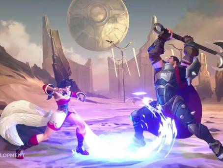 Five Fighting Games to Get Hype About