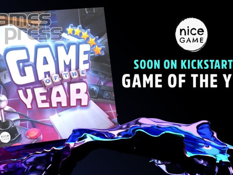 Game of the Year: The Board Game About Making Video Games!