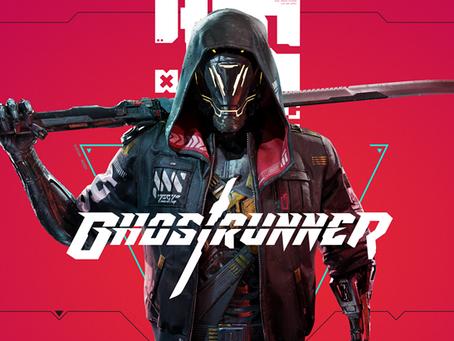 Ghostrunner Dashes onto Nintendo Switch November 10!
