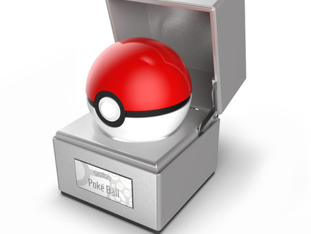 The Pokémon Company International, The Wand Company to Deliver Premium Poké Ball Replica Collection