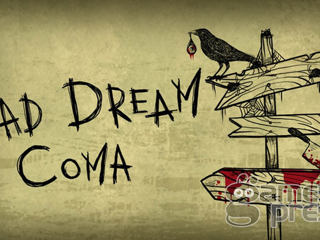 """VIDEO: Get Paranoid this 4/20 with """"Bad Dream Coma."""""""