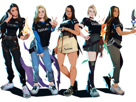 It's a Good Time to be a Gamer Girl! (Sort of.)