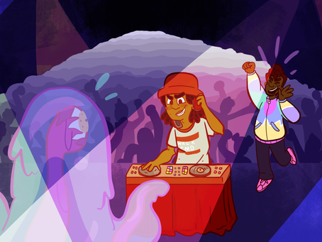 Game Dev of Color Spotlight: Jarory deJesus and Concrete Rose