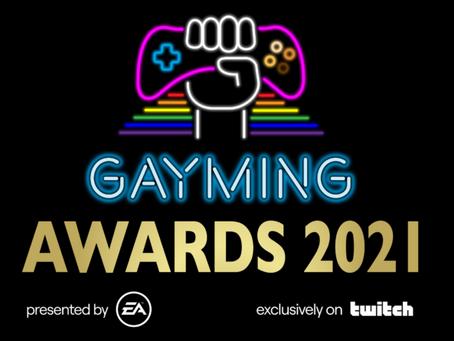 Final Winners List: 2021 Gayming Awards