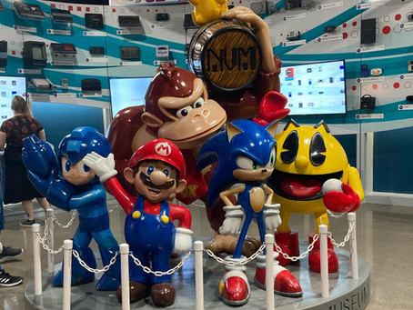 TRAVEL: National Videogame Museum a Must for All Gamers